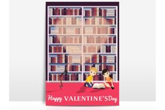 Valentine's Day Card Product Image 2