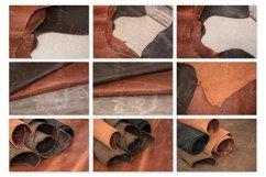 Leather. Styled stock photo set. Vol.1 Product Image 4