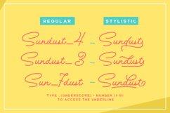 Kinderline - Joy & Playful Script Product Image 5