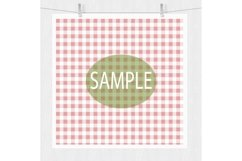 Cherry Digital Paper - Cottage Chic Product Image 5