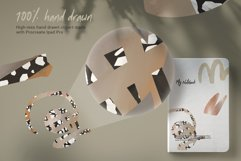 Monet Abstract Graphics Bundle Product Image 3