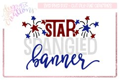 Star Spangled Banner - 4th of July Design Product Image 1