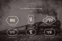 Victorian Monogram Font Product Image 3