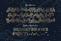 Magic Garden Font & Graphics Product Image 6