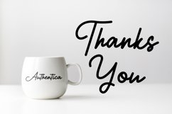 Authentica - A Simple Stylish Monoline Script Product Image 9