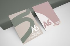 A6 FLYER / POSTER MOCKUPS Product Image 3