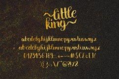 Little King Script Product Image 2