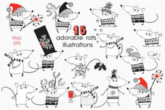 Holiday rats. Product Image 2