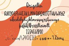 Origella - Script Handwritten Fonts Product Image 4