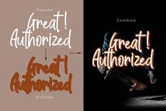 Great Authorized / Handmade Font Product Image 5