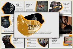 Gesture Athletics Powerpoint Template Product Image 2