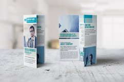 Trifold Corporate Brochure Product Image 3