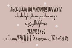 Laguna - Unique Handwritten Font Product Image 3