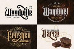 Hijrah - Blackletter Typeface Product Image 3