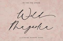 Wild Magnolia Signature Script Font Product Image 1
