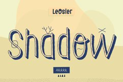 LeOsler Shadow Product Image 1