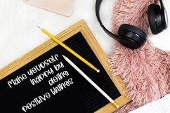 Fishing Journey - Smart Handwritten Font Product Image 4