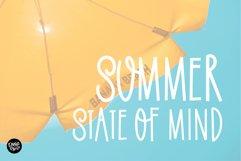 SUMMER SOLSTICE a Cute Sans Serif Font Product Image 3