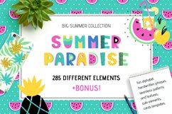 Summer Paradise - Big Collection Product Image 1