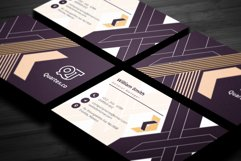 Modern Business Card Template Product Image 1