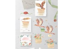 Bird Post - Watercolor Collection Product Image 4