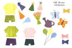 Papercut Animals Clipart Product Image 11