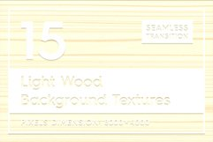 15 Light Wood Background Textures Product Image 1