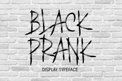 BLACK PRANK Product Image 1