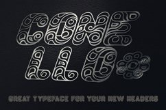 Conello - Display Font Product Image 4