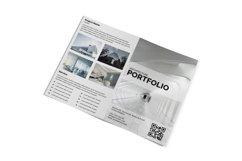 Architecture bifold Brochure   Multipurpose Brochure Product Image 3