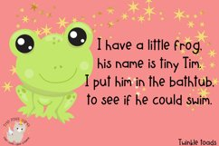 Twinkle Toads Font Product Image 2