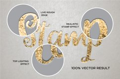 Vector Foiling Illustrator Effect Product Image 3