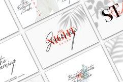 Brandoneir Signature Typeface Product Image 5