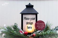Christmas Lantern Mock Up Product Image 1