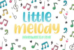 Little Melody Product Image 1