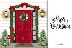 Fashion CHRISTMAS Girl Illustration Product Image 3