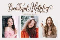 Beautiful Holiday And Extras Product Image 5