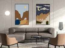 Abstract Landscape Creation Kit Product Image 5