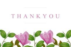Sakura Flower Watercolour Product Image 6