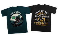 31 Sublimation sport t-shirt design Product Image 4