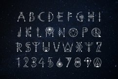 Sacred Geometry Font Product Image 9