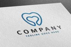 Dental Love Logo Template Product Image 3