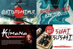 All In One | 50 Fonts Collection Product Image 6