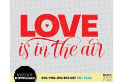 Valentine Day Gift SVG, Heart SVG, Valentine SVG, Love SVG Product Image 2