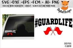 Color Guard - Guard Life SVG Product Image 1