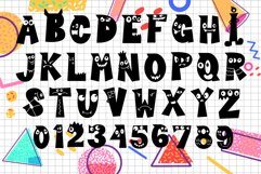Cutie Monster - Monster Font Product Image 2