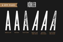 Köhler | Ultra Condensed Family - Font Family Product Image 4