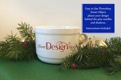 Christmas Mockup Bundle, Mug, Ornament, Flag, Xmas Mock-Ups Product Image 4