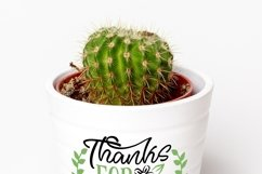 Thanks for helping me grow svg for teachers and moms Product Image 2