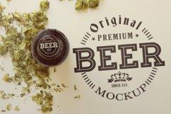 Dry Hop Beer Cap | Logo Mockup Product Image 1